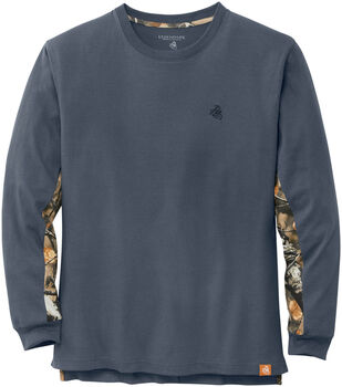 Men's Backcountry Insect Repellent Long Sleeve Camo T-Shirt