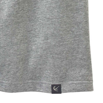 Men's Vintage Wooden Fish Raglan 3/4 Sleeve T-shirt