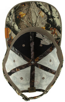 Men's Camo Cross Trail Cap