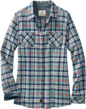 Women's Cottage Escape Flannel