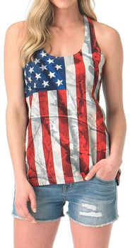 Women's Camo Nation Tank