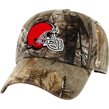 NFL Realtree Camo Clean Up Cap