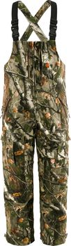 HuntGuard Big Game Camo Hunting Bibs