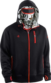Men's Double Time Built-In Balaclava Hoodie