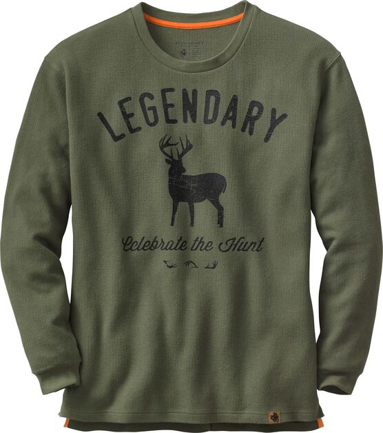 Men's Hunters Escape Long Sleeve Thermal Crew