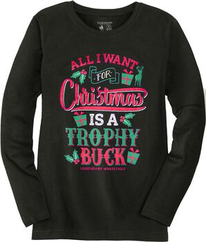 Women's All I Want For Christmas T-Shirt