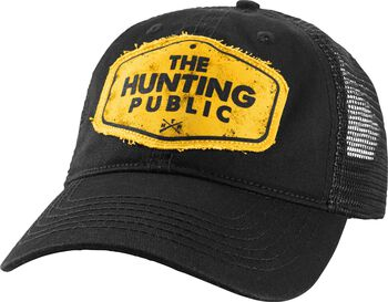 The Hunting Public Logo Hat