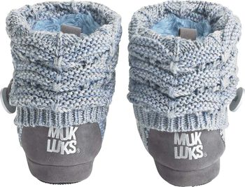 Women's Snow Day Slipper Booties