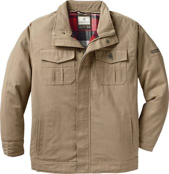Men's Oakridge Vintage Washed Canvas Jacket