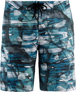 Men's Big Game Rapids Camo Board Shorts
