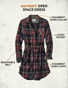 Women's Open Spaces Dress