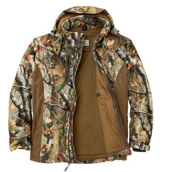 Men's Huntguard Reflextec Big Game Camo Hunting Jacket