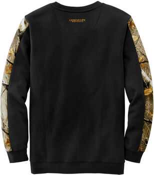 Men's Outfitter Crew Fleece Sweatshirt
