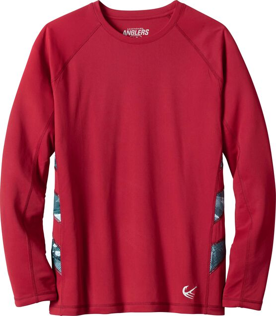 Men's Shawano Gills Performance Long Sleeve T-shirt