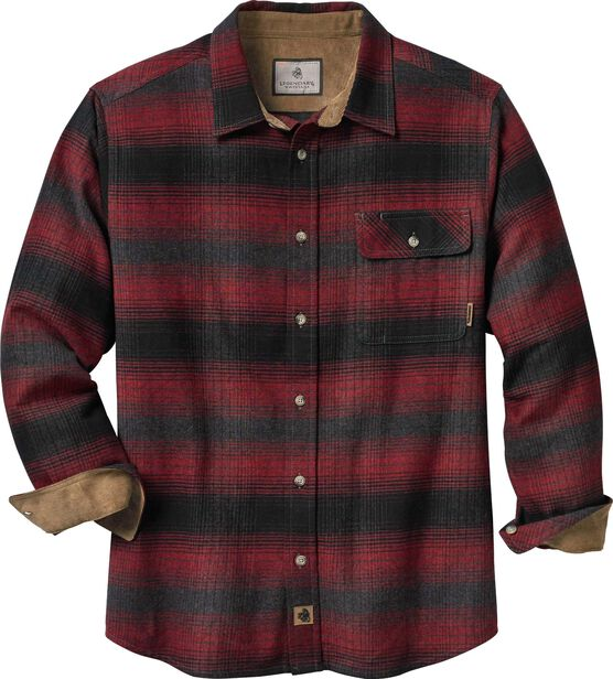 Men's Buck Camp Flannel