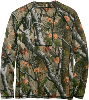 Men's HuntGuard Padded Base Layer Long Sleeve Shirt