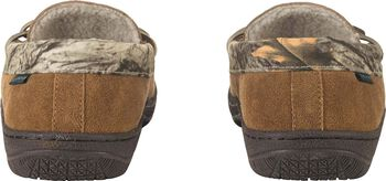 Men's God's Country Camo Pioneer Suede Moccasins