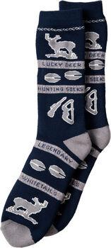 Men's Lucky Deer Hunting Socks