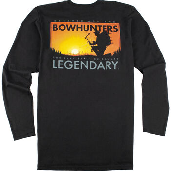 Men's Legendary Whitetails Long Sleeve T-Shirt