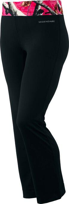 Women's Camo Flex Active Pants