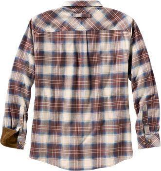 Men's Legendary Plaid Flannel Shirt