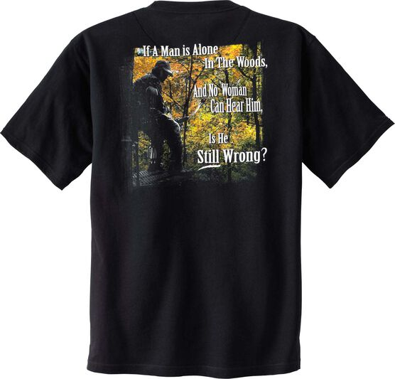Laws of Nature Short Sleeve Hunters T-Shirt