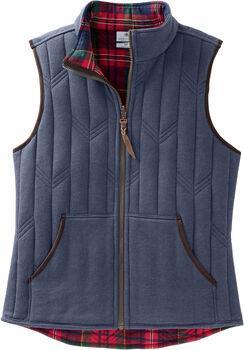 Women's Cedar Cabin Reversible Vest