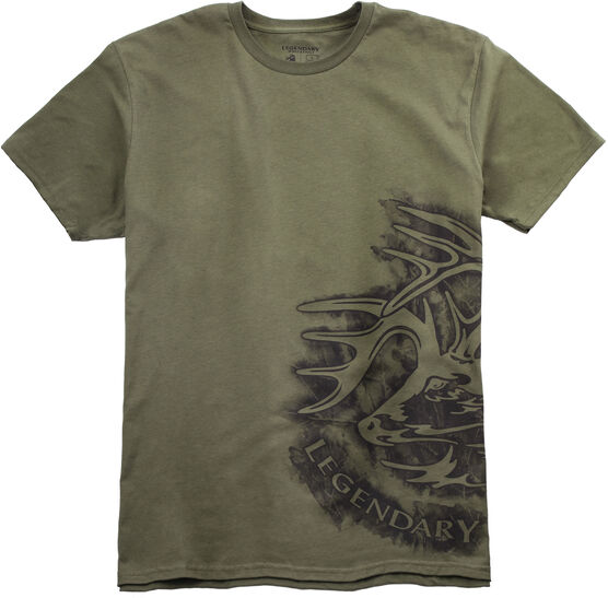 Men's Legendary Whitetails Short Sleeve T-Shirt