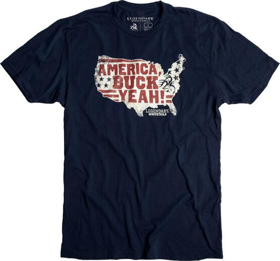 Men's Buck Yeah Short Sleeve T-Shirt