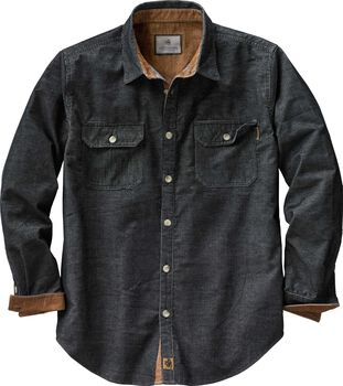 Men's Canyon Ridge Corduroy Shirt