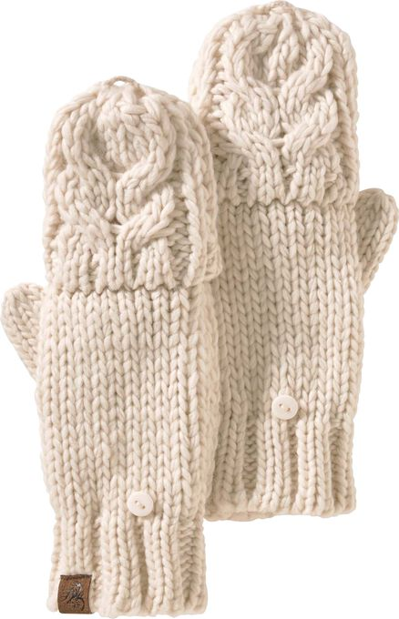 Women's North Woods Pop Top Mittens