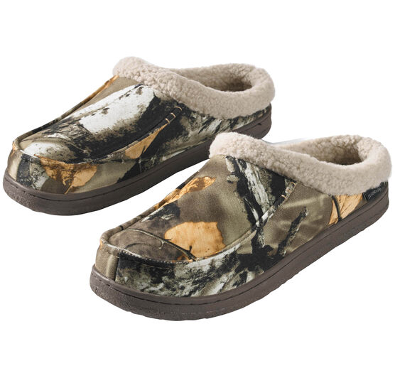 Men's Big Game Camo Baseline Clog