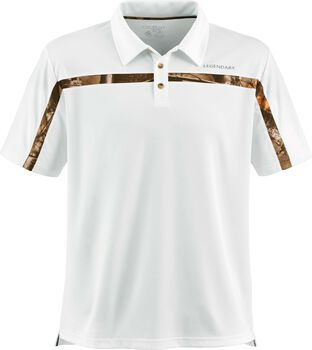 Men's Big Game Trailhead Performance Polo