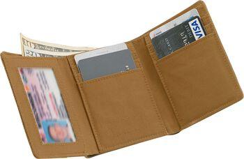 Men's High Impulse Canvas Tri-Fold Wallet