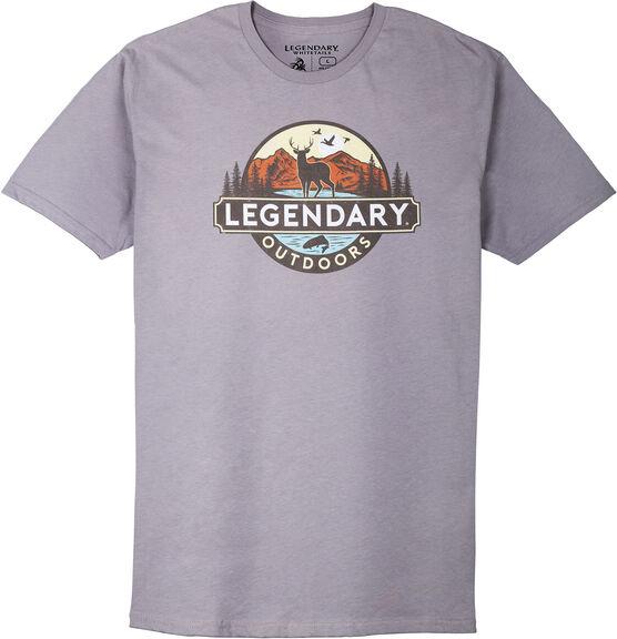 Men's Legendary Outdoors T-Shirt