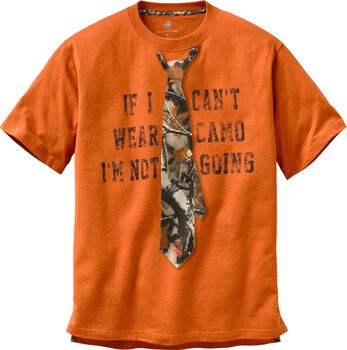 Men's I'm Not Going Short Sleeve T-Shirt