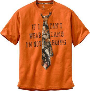 Men's I'm Not Going Short Sleeve T-Shirt