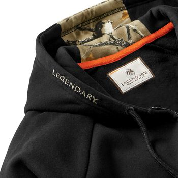 Men's Outfitter Full Zip Hooded Fleece Sweatshirt