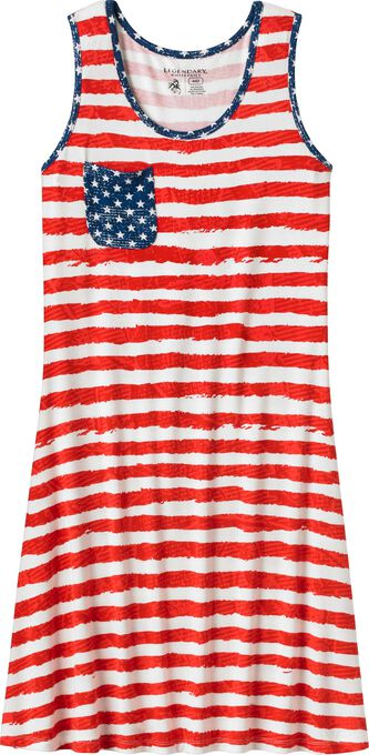 Women's Star Spangled Dress
