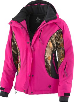 Ladies Polar Trail Pro Series Jacket