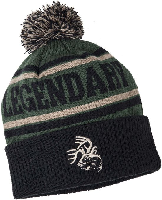 Men's Whitetails Pom Beanie