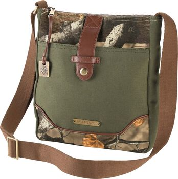 Women's Weekend Adventure Camo Cross Body Purse