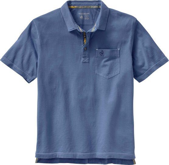 Men's Newport Pocket Polo Shirt