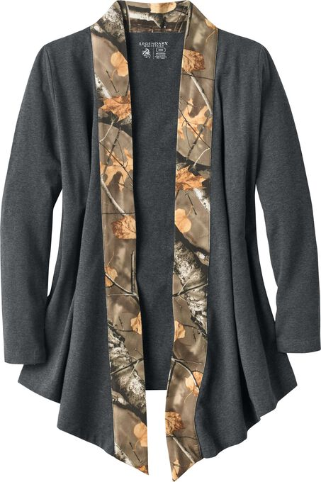 Women's Crossroads T-Shirt Cardigan
