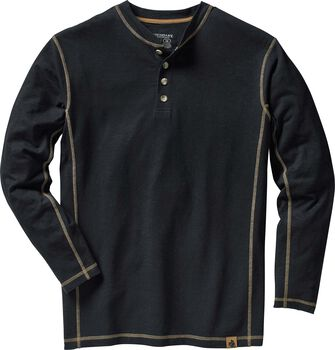 Men's Maverick Slub Henley