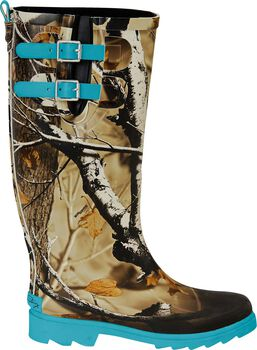 Women's Big Game Camo Storm Chaser Rain Boots