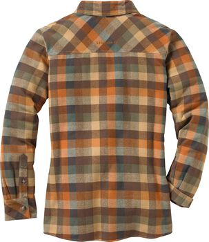 Women's Open Country Plaid Shirt Jacket