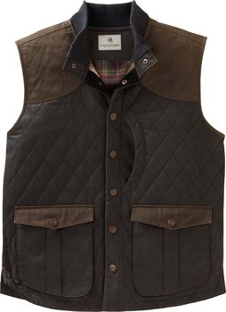 Men's Tough As Buck Quilted Field Vest