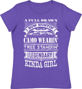 Women's Legendary Whitetails Short Sleeve T-Shirt