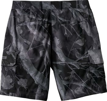 Men's Coastal Big Game Camo Stretch Cargo Shorts
